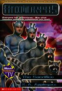 Animorphs 52 sacrifice cover