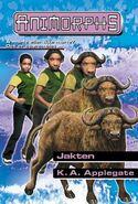 Animorphs 39 the hidden Jakten Norwegian cover