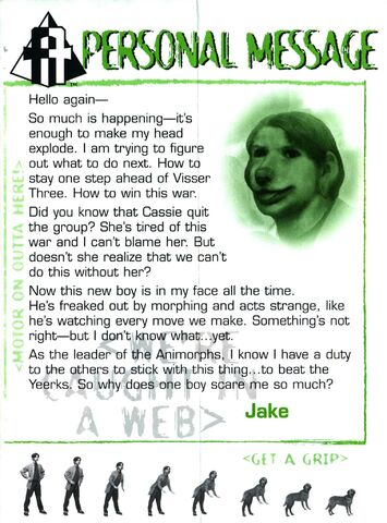 File:Animorphs Alliance Flash issue 7 Personal Message Jake.jpg