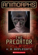 Animorphs 5 the predator 2011 alternate front cover