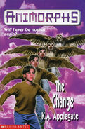 Animorphs 13 change uk cover
