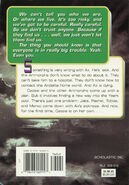 Animorphs 29 the sickness back cover high res