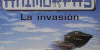 Spanish Animorphs Books