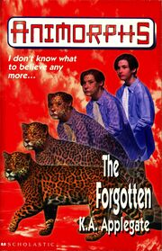 Animorphs 11 the forgotten UK cover 1998 edition