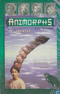 Animorphs 1 the invasion De Invasie Dutch cover