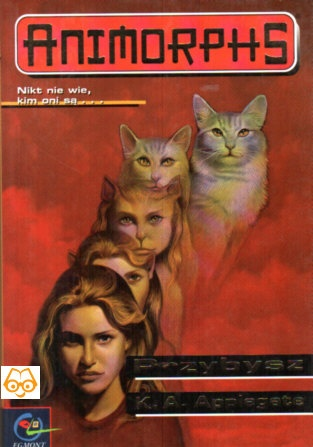 File:Animorphs 2 the visitor Przbysz polish cover.jpg