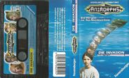 Animorphs 1 the die invasion cassette tape german front