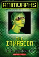 The Invasion Cover 2011