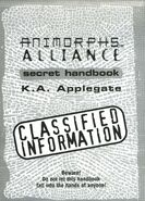 Aa handbook title