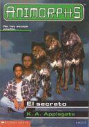 Animorphs 9 the secret el secreto spanish cover emece