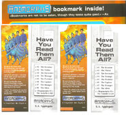 Book 8 bookmarks