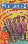 Animorphs 44 the unexpected UK cover