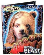 Animorphs school folder 9 become the beast