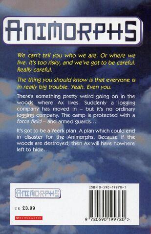 File:Animorphs 9 the secret UK back cover 1998 edition.jpg