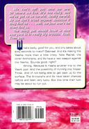 Animorphs 17 The Underground back cover