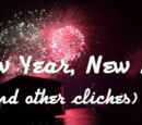 New Year, New Me (and Other Cliches)