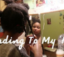 Tending to My 'Fro