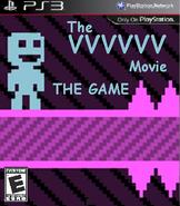 VVVVVV Movie Game Boxart (PS3)