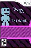 VVVVVV Movie Game Boxart (Wii)