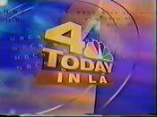 KNBC Today in LA 1998