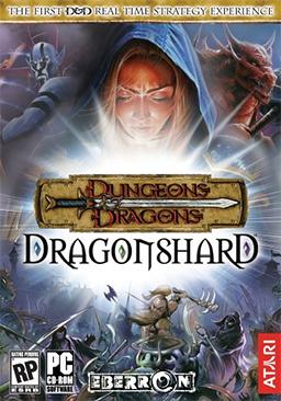 Dungeons & Dragons - Dragonshard Coverart