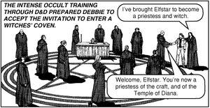 Occult dnd
