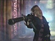 Frag cannon rifle
