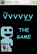 VVVVVV Movie Game Boxart (Xbox 360)