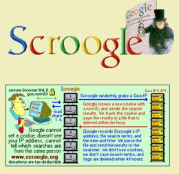 Scroogle-screenshot