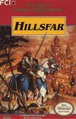 NES - Advanced Dungeons & Dragons Hillsfar
