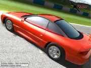 X Motor Racing Menu