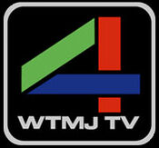 WTMJ-TV's Channel 4 Video ID From 1967