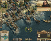 Anno 1404-campaign chapter2 delivering linens