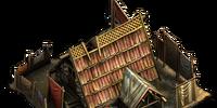 Weaver's hut
