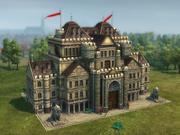 Manorial-palace