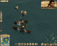 Anno 1404-campaign chapter4 corsairs boom2