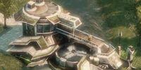 River Sewage Treatment Plant