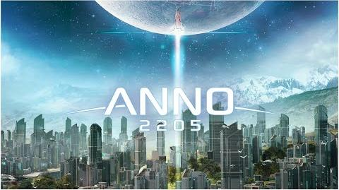Anno 2205 - Announcement CGI trailer - E3 2015 Europe
