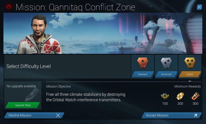 Mission Qannitaq Conflict Zone Expert