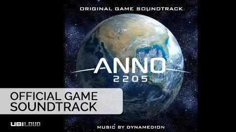 Anno 2205 (Original Full Soundtrack) by Dynamedion