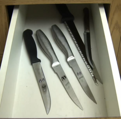 The Sharpest Knives In The Drawer
