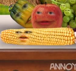 Maiz,frutas y vegetables