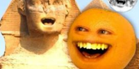 Annoying Orange Through Time 3