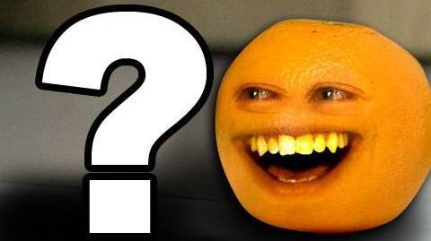 Annoying Orange Mystery Guest