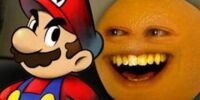 Annoying Orange: Super Mario