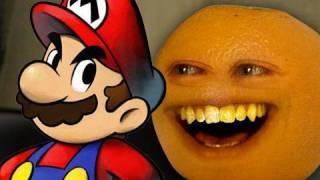 File:Annoying Orange Mario.jpg