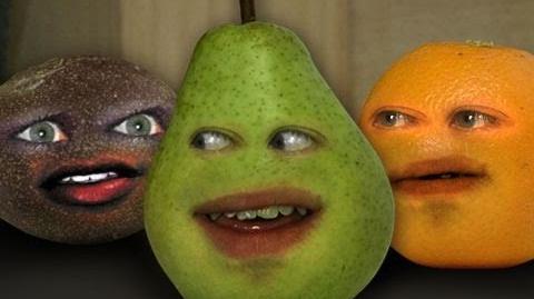 Annoying Orange Annoying Pear