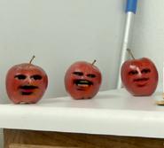 Apples voodoo doll