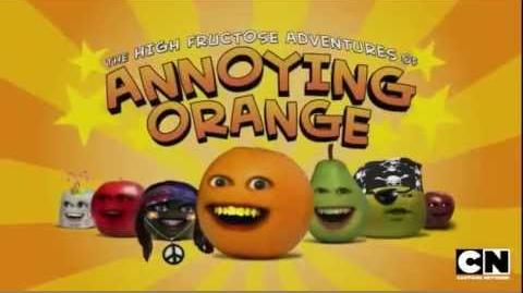 Annoying Orange TV Show Theme Song