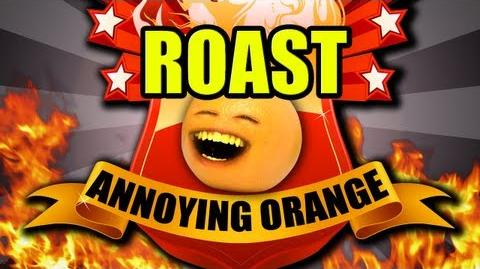 Annoying Orange: Comedy Roast!